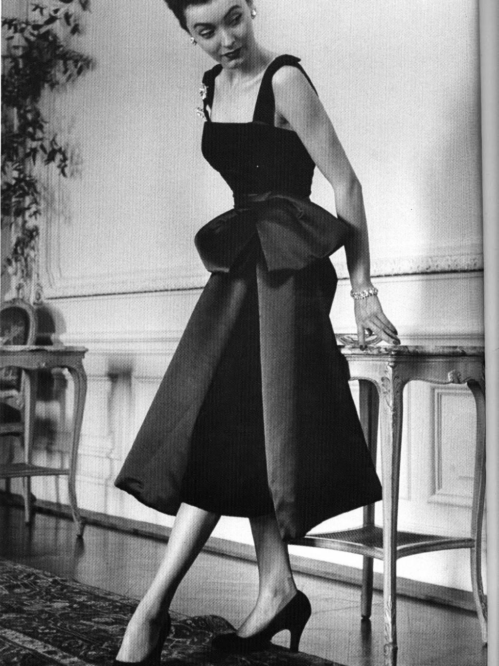 Dior New Look, 1955
