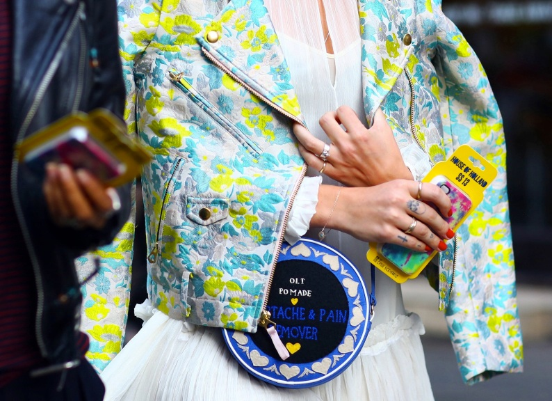 lfw-street-kate-foley-opening-ceremony-jacket-olympia-le-tan-clutch