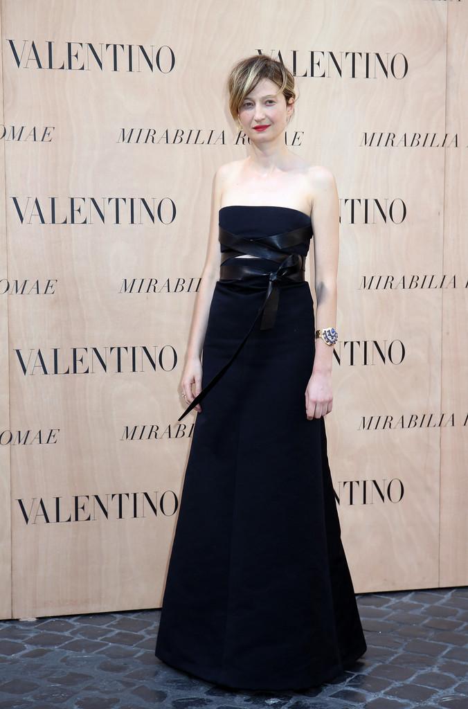 Valentino+Arrivals+AltaRoma+AltaModa+Fashion+qNZpNjpY1ZNx