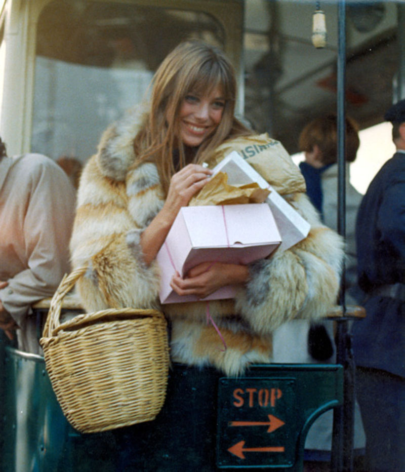 Jane Birkin Directed by Pierre Grimblat